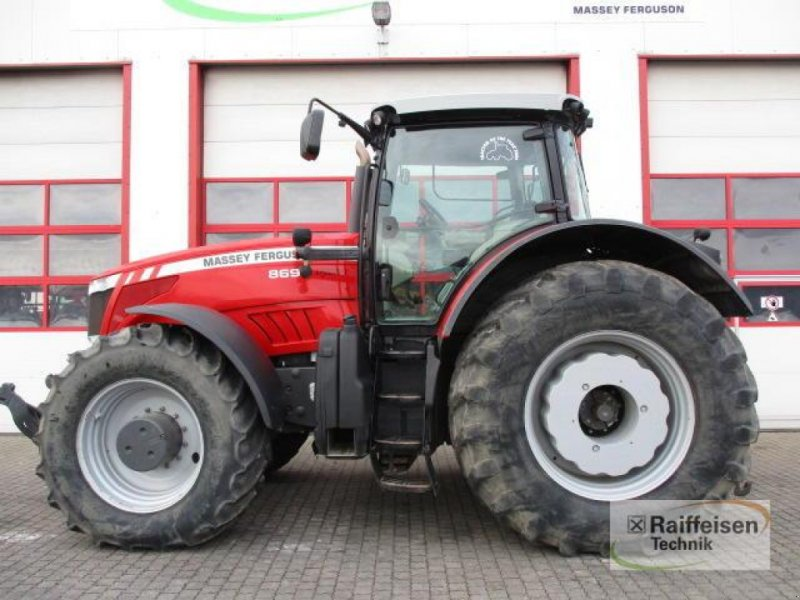 Bild Massey Ferguson 8690 EXCLUSIVE