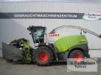 Feldhäcksler des Typs CLAAS Jaguar 960 in Holle