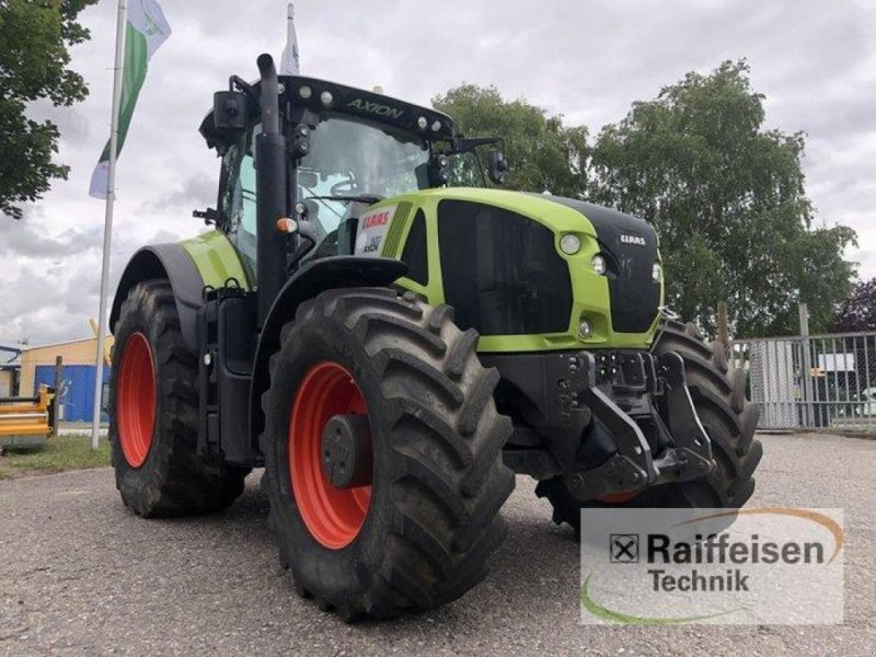 Traktor des Typs CLAAS Axion 920 Power, Gebrauchtmaschine in Bad Oldesloe (Bild 1)